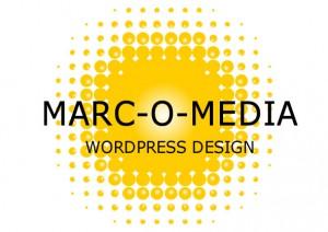 Marc-o-media WordPress Design
